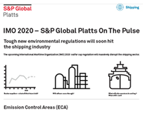 IMO 2020 – Tough new environmental regulations will soon hit the shipping industry